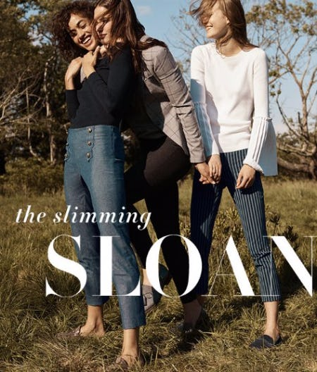 The Slimming Sloan