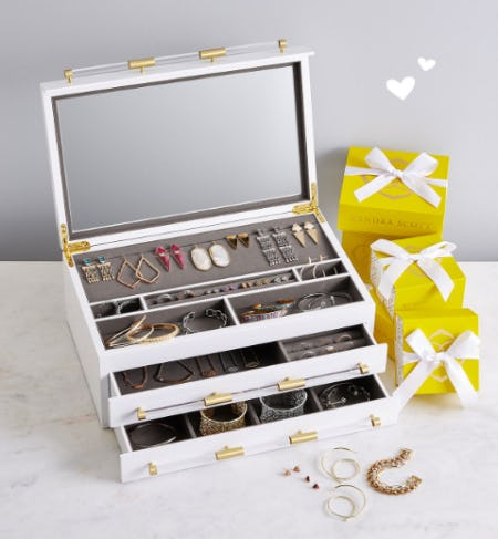 Jewelry Storage from Kendra Scott