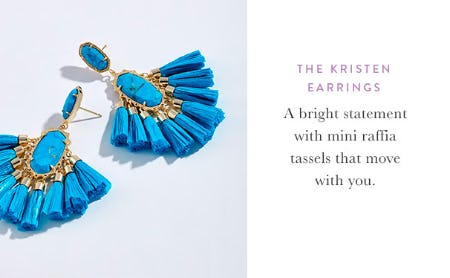 The Kristen Earrings from Kendra Scott