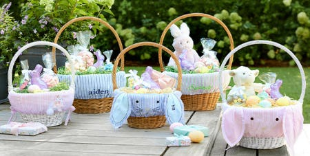 New Easter Collection from Pottery Barn Kids