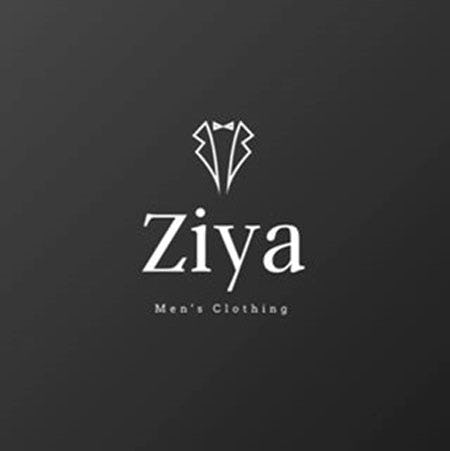 Ziya Men's Clothing Logo