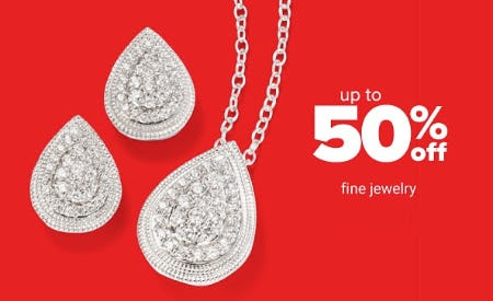 Up to 50% Off Jewelry from Belk