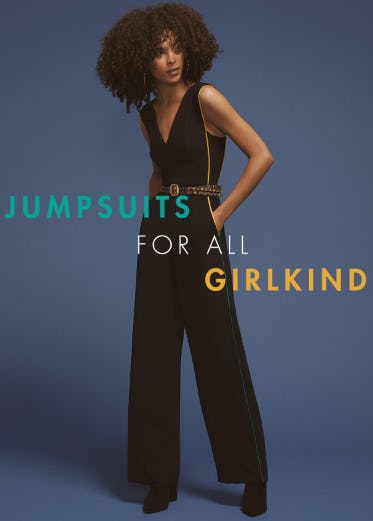 Yes to Jumpsuits from BCBG