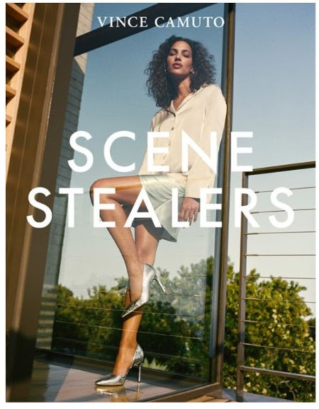 Scene Stealers from DSW Shoes
