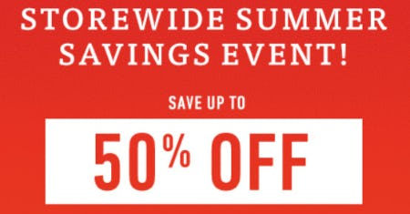 Storewide Summer Savings, Save up to 50% Off from Allen Edmonds