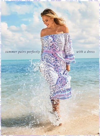 Dress, Please from Lilly Pulitzer