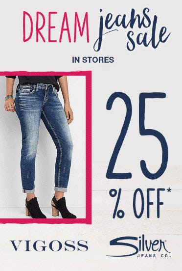1e69efd12d0b Sale at maurices. 25% Off Jeans Sale
