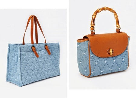 The Quilted Bag