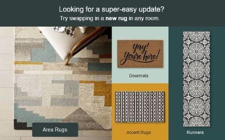 Rugs For Any Room from Target