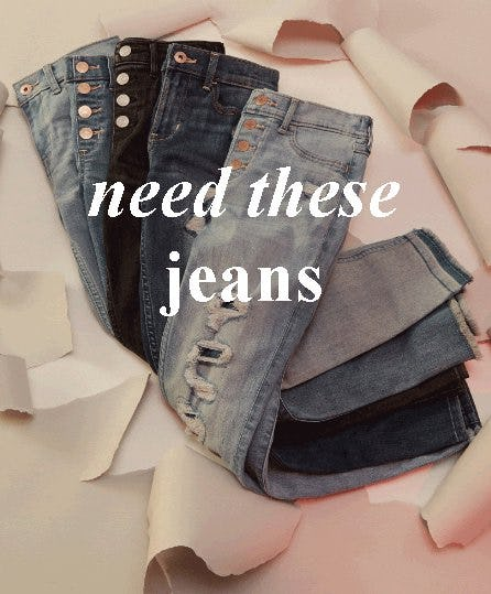 The Comfy Jeans You Need