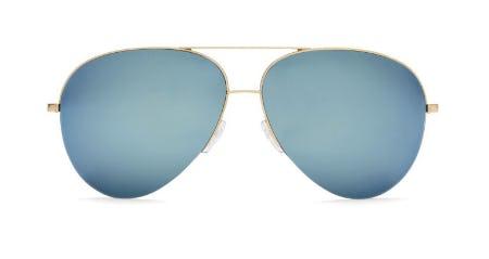 b6de6b6335 Classic Victoria Large Aviator Sunglasses at Solstice Sunglass ...