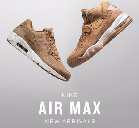 Nike Air Max New Arrivals
