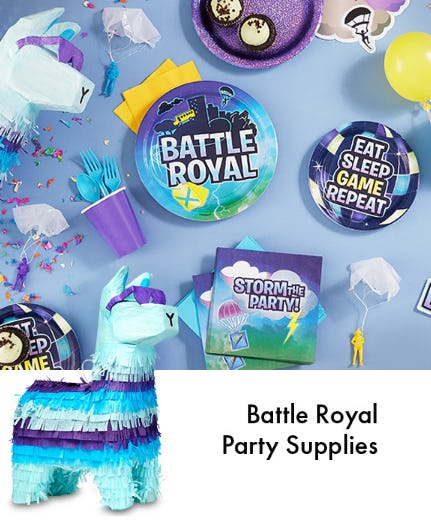 Battle Royal Party Supplies from Party City