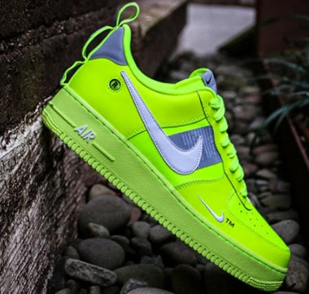 Nike Air Force 1 Low from Footaction