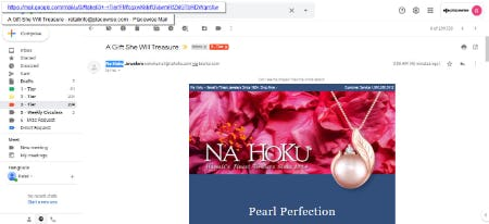 Pearl Perfection from Na Hoku