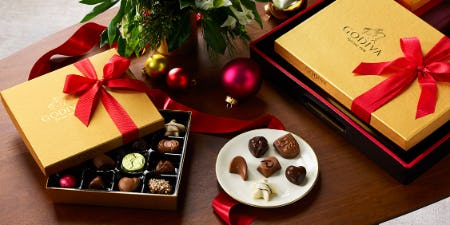 Once a Year Event at GODIVA! from Godiva Chocolatier