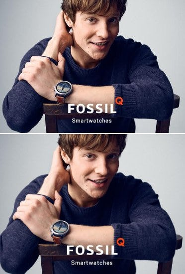Father's Day Fossil Q Sale from macy's