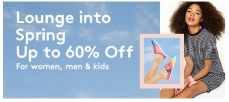 Up to 60% Off Loungewear for Women, Men and Kids from Nordstrom Rack