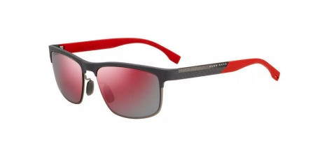 Boss 0835 Rectangle Sunglasses from Solstice Sunglass Boutique