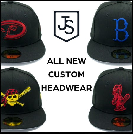 New Customs from New Era from Just Sports
