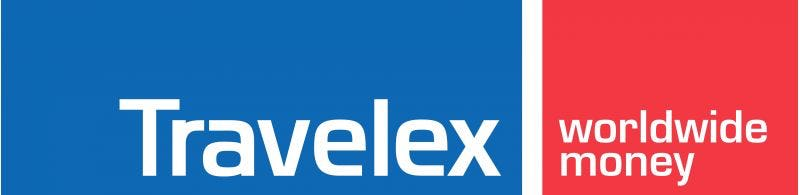 Travelex Currency Services               Logo