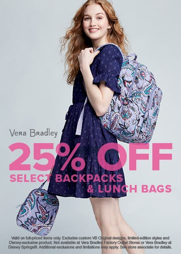 Lead the Pack! from Vera Bradley