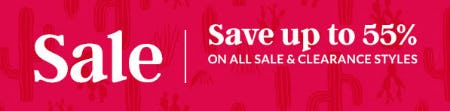 Up to 55% Off Sale from Lands' End
