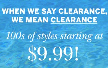 100s of Styles Starting at $9.99 from Dress Barn, Misses And Woman
