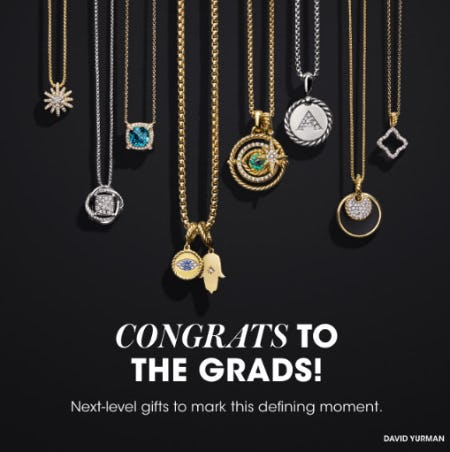 Luxe Gifts Every Grad Will Love