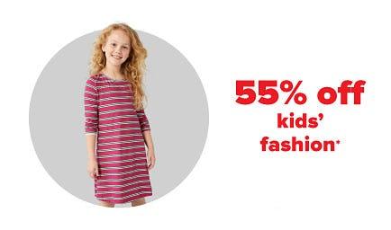 55% Off Kids' Fashion from Belk