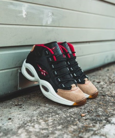 Just Dropped: Reebok Question Mid from DTLR