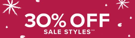 30% Off Sale Styles from Vera Bradley