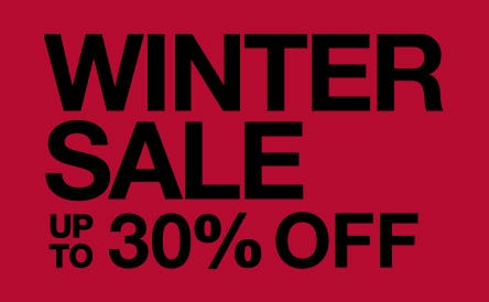 Winter Sale Up to 30% Off from The North Face