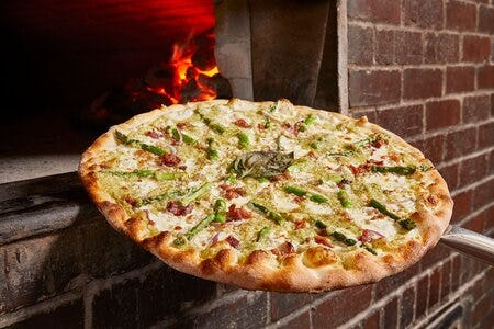 Grimaldi's Pizzeria Earth Day Promotion