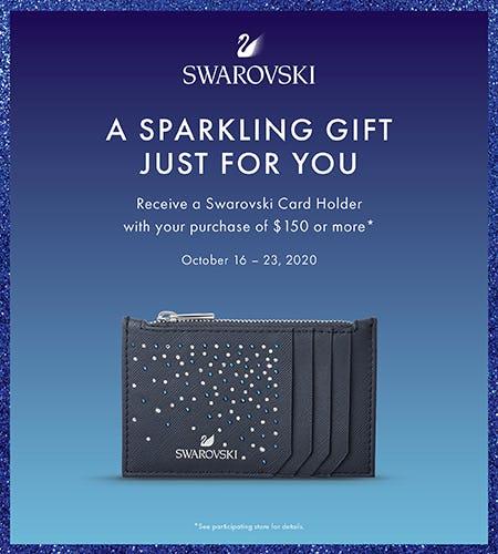 Swarovski Sparkling Gift!