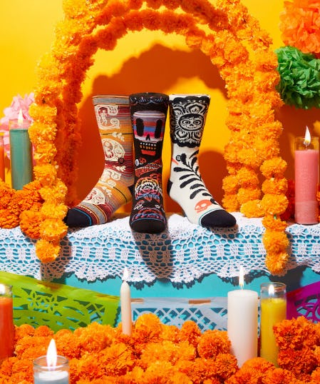 Pixar's Coco for Day of the Dead from STANCE