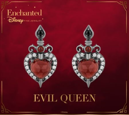 Enchanted Disney Fine Jewelry: Evil Queen from Fred Meyer Jewelers