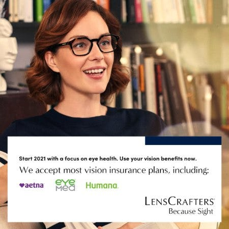 New Year, New Benefits from LensCrafters