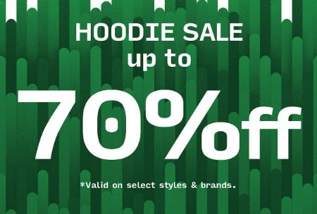 Hoodie Sale: Up to 70% Off from Zumiez