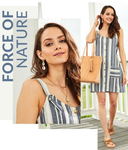Natural Summer Looks from Charming Charlie