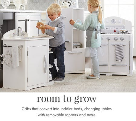 Shop Our Nursery Furniture