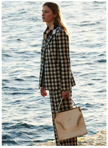 Summer in a Suit from Tory Burch