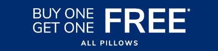 BOGO Free on All Pillows from Pier 1 Imports