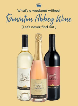 Downton Abbey Wine from Cost Plus World Market