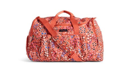 Lighten Up Ultimate Gym Bag from Vera Bradley