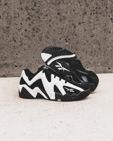 Reebok Kamikaze II Low OG from DTLR
