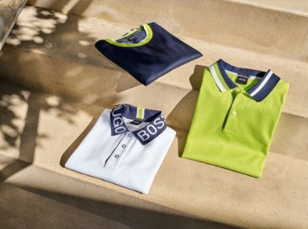 Endless Summer: Colorful Tones from Boss Hugo Boss