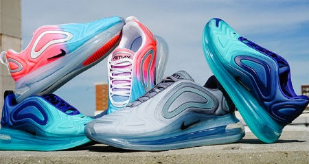 Nike Air Max 720 Collection from Hibbett Sports