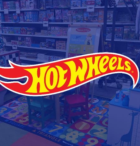 Hot Wheels Race & Take Event from Boscov's