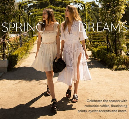 Spring Dreams from Free People